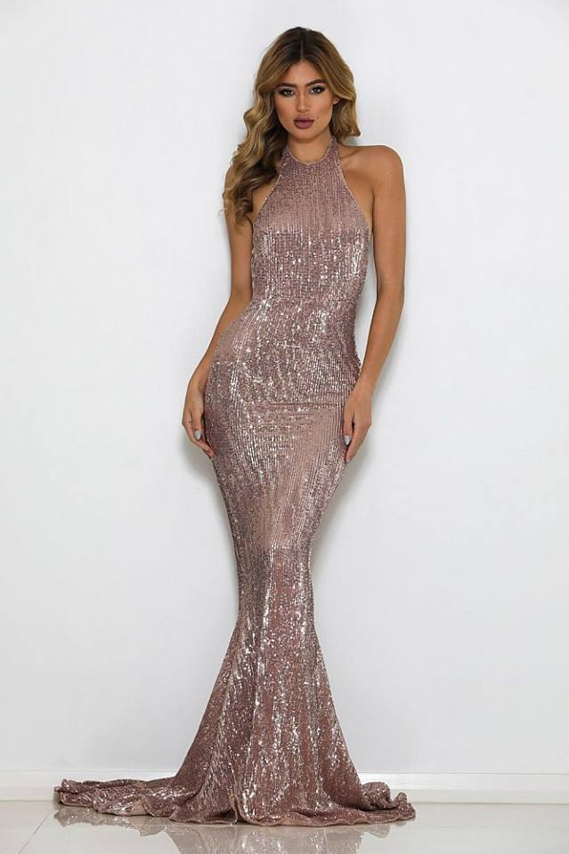 1c8ed6bd382a Abyss Alexis - Rose Gold - Perth Dress Hire - My Sisters Boudoir